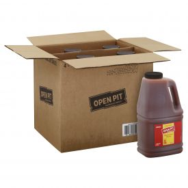 Open Pit Original Flavor Barbecue Sauce - 128 oz
