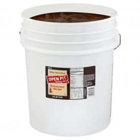 Open Pit Hickory Barbecue Sauce - 640 Oz