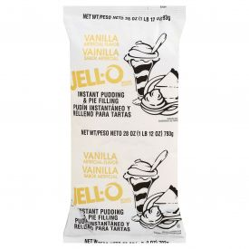 Jell-O Instant Vanilla Pudding 1.75lb.