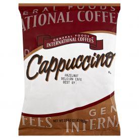 General Foods International Hazelnut Belgian Cappuccino 2lb.