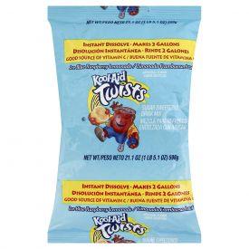Kool-Aid Twist Blue Raspberry Lemonade 21.1oz.