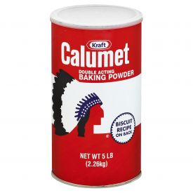 Calumet Baking Powder 5lb.