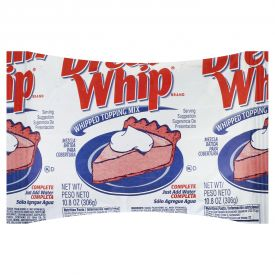 Dream Whip Topping Mix 10.8oz.
