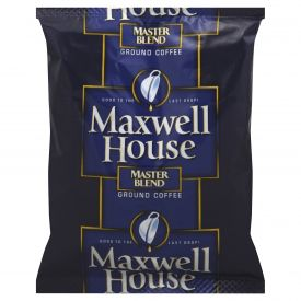 Maxwell House Coffee Master Blend Coffee 1.25oz.