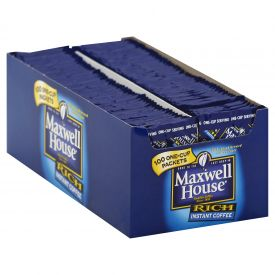 Maxwell House Instant Coffee .055oz.