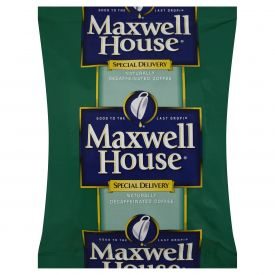 Maxwell House Special Delivery Coffee Decaf 1.5oz.