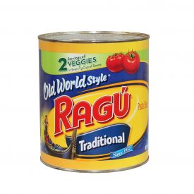 Ragu Traditional Old World Style Spaghetti Sauce, 107 oz