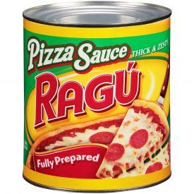 Ragu Thick & Zesty Pizza Fully Prepared Sauce, 107oz