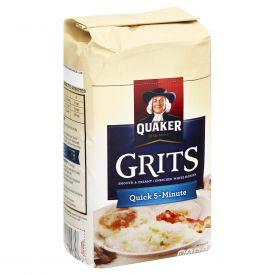 Quaker Quick Grits Bag 5lb.