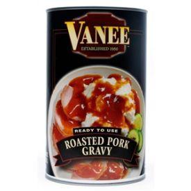 Vanee Foods Roasted Pork Gravy - 50 Oz