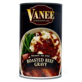 Vanee Roasted Beef Gravy - 50oz