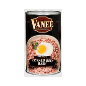 Vanee Corned Beef Hash 50oz.