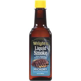 Wright's Hickory Seasoning Liquid Smoke - 3.5 oz