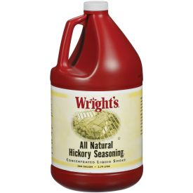 Wright's Hickory Seasoning - 128 oz