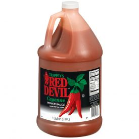 Trappey's Red Devil Pepper Sauce 128oz.