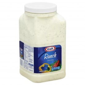 Kraft Creamy Ranch Dressing, 128 oz