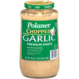 Polaner Chopped Garlic - 25 oz