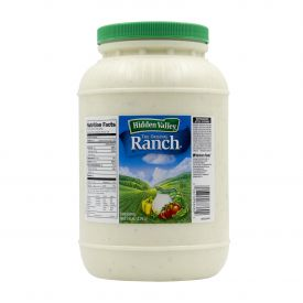 Hidden Valley Original Ranch Dressing, 128 oz