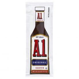 A1 Sauce .5oz.