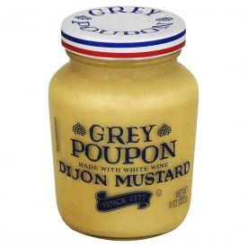 Grey Poupon Classic Mustard 8oz.