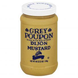 Grey Poupon Classic Dijon Mustard 3lb.