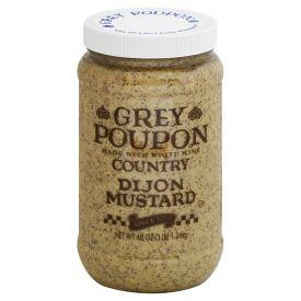 Grey Poupon Country Dijon Mustard 3lb.