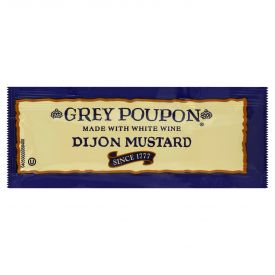 Grey Poupon Dijon Mustard Packet 0.25oz.