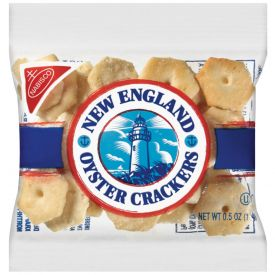 Nabisco New England Oyster Crackers - 0.5oz