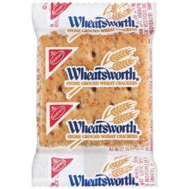Nabisco Wheatsworth Crackers 0.222oz.