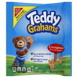 Nabisco Teddy Grahams Cinnamon Cookies 0.75oz.