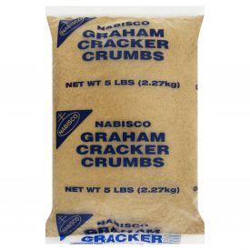 Nabisco Graham Cracker Crumbs 5lb.