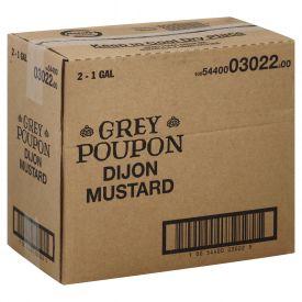 Grey Poupon Classic Mustard 128oz.