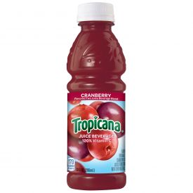 Tropicana Cranberry Cocktail 10oz.