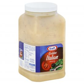 Kraft Golden Italian Dressing - 128 oz