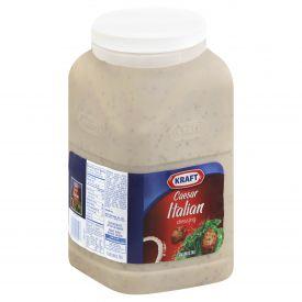 Kraft Caesar Italian Dressing - 128 oz