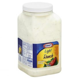 Kraft Light Done Right Ranch Dressing - 128 oz