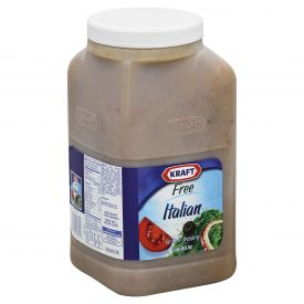 Kraft Fat-Free Italian Dressing, 128 oz