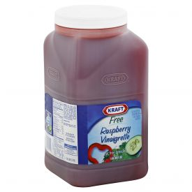 Kraft Raspberry Vinaigrette Dressing, 128 oz