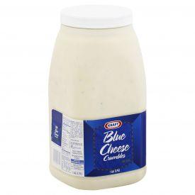 Kraft Blue Cheese Crumble Dressing, 128 oz