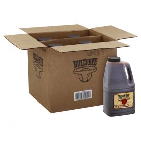 Bull's Eye Honey Smoke Barbecue Sauce - 128oz