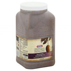 Kraft Balsamic Vinaigrette Dressing - 128 oz