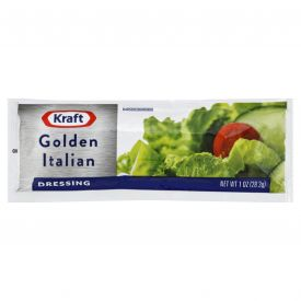 Kraft Golden Italian Dressing, 1 oz