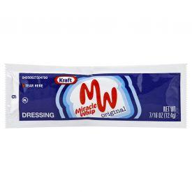 Kraft Miracle Whip Dressing - 12.4 gm