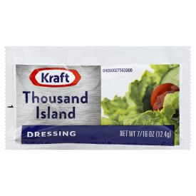 Kraft Thousand Island Dressing - 12.4 gm