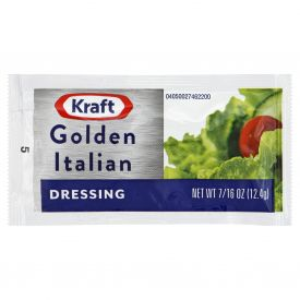 Kraft Golden Italian Dressing - 12.4 gm