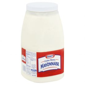 Kraft Extra Heavy Mayonnaise, 128 oz
