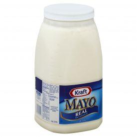 Kraft Real Mayonnaise, 128 oz