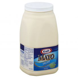 Kraft Light Mayonnaise 128oz.
