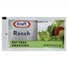 Kraft Fat-Free Ranch Dressing - 12.4 gm
