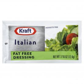 Kraft Fat-Free Italian Dressing - 12.4gm
